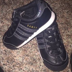 Girls Adidas sneakers